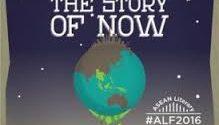 """Peluncuran Buku """"The Story of Now"""" ALF 2016 Dipadati Pengunjung"""