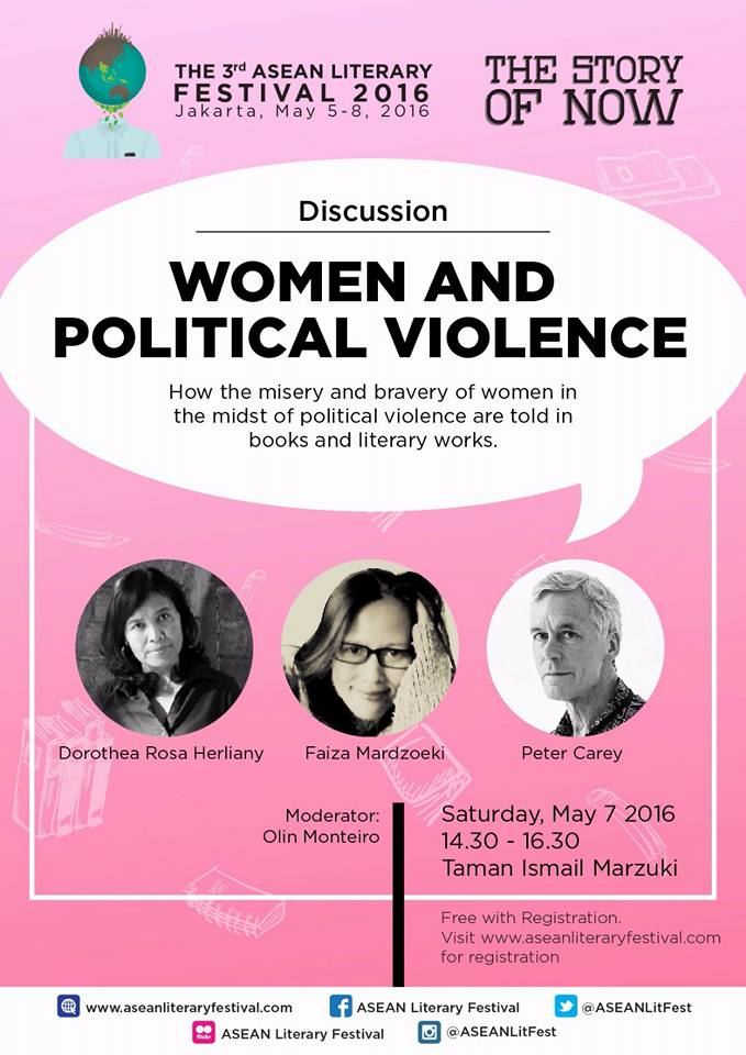 WOMEN AND POLITICAL VIOLENCE DISCUSSION